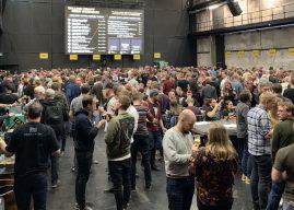 Tallinn Craft Beer Weekend 2019-tunnelmia