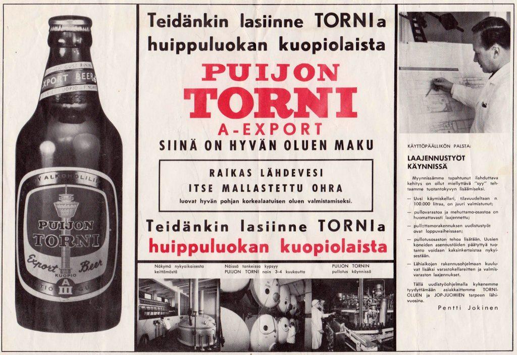 Puijon Torni A-Export
