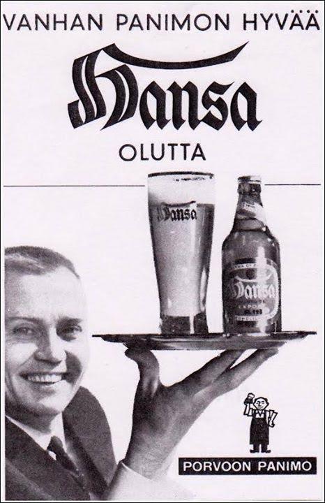 Hansa olutta