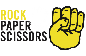 Rock Paper Scissors logo