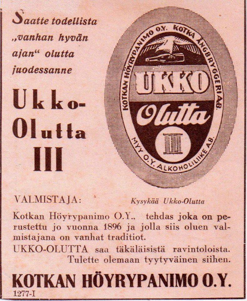 Ukko-Olutta III