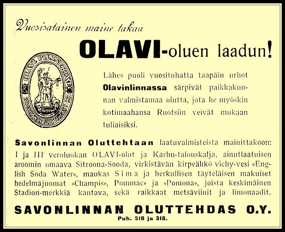 Olavi-olut