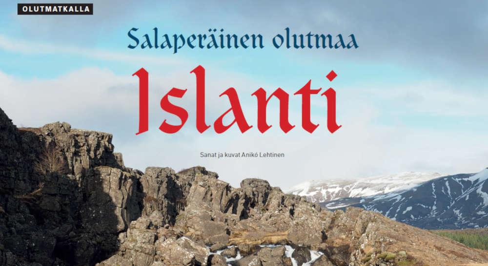 islantilaismaisema