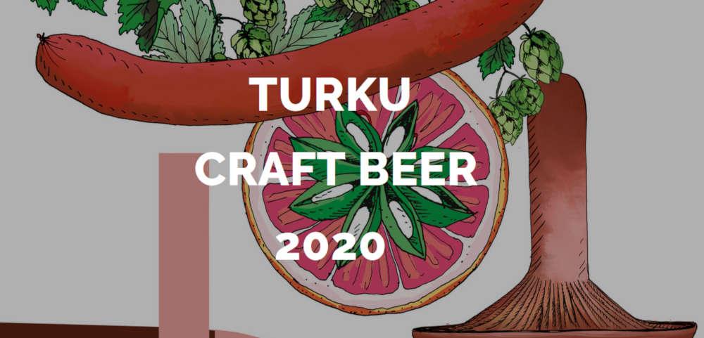 turku craft beer 2020 logo