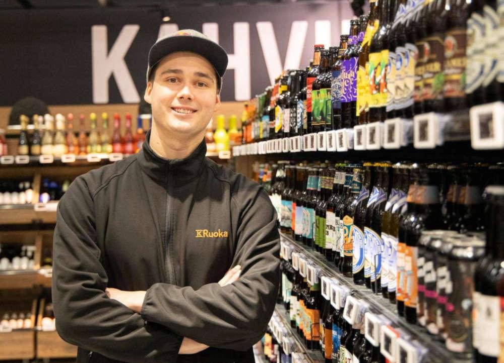 K Citymarket Pirkkala Mika Sivonen