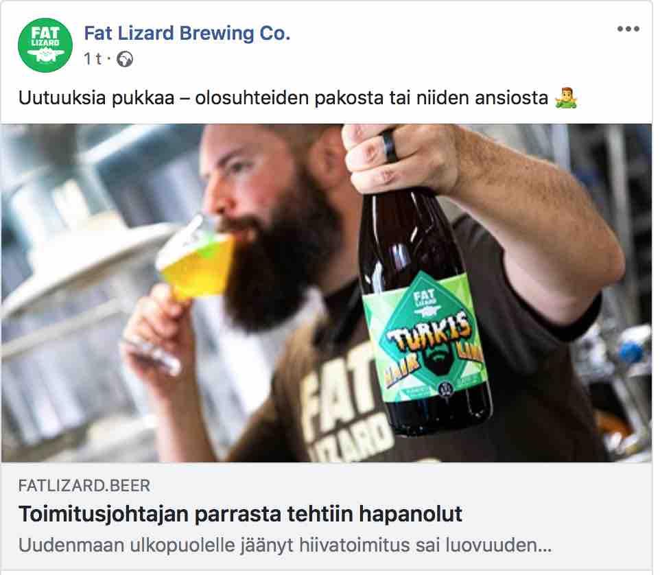 Olutta Kotiin