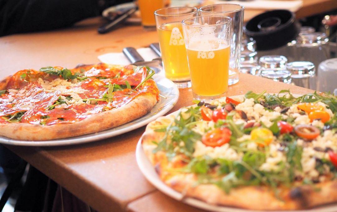 Omnipollo´s hatt pizzoja
