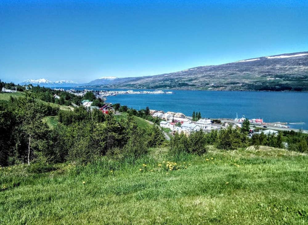 Islanti, maisema, 6.6.2020