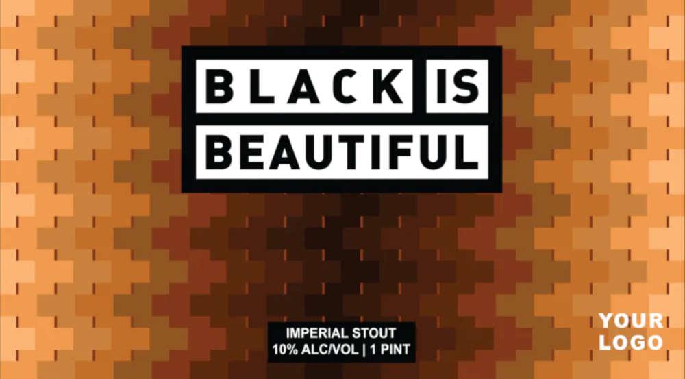 Black is Beautiful logo