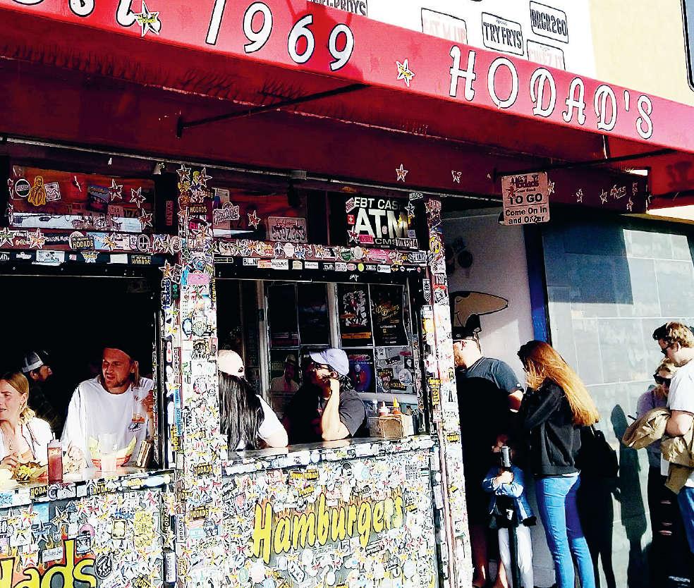 baari San Diegossa