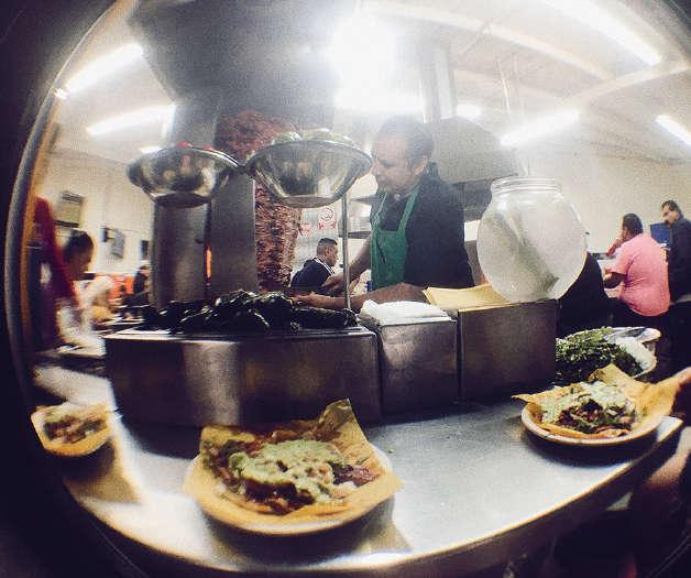 meksikolainen ravintola