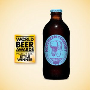 Kuvassa olutpullo