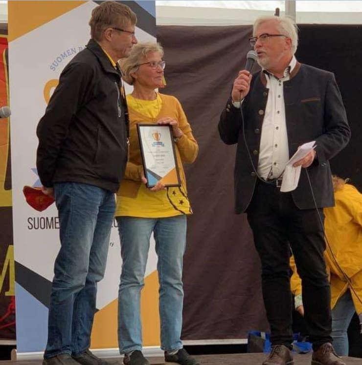 Suomen Paras Olut -kisan voittajia