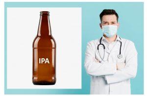 Olutpullo ja lääkäri