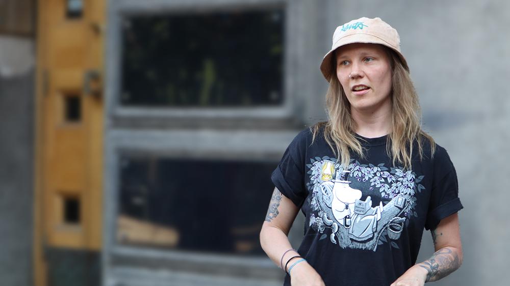Rento Helsinki Toursin Jonna Martikainen