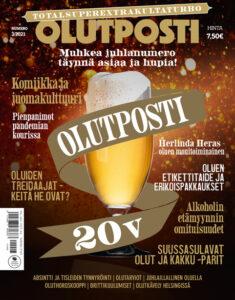 Olutposti lehden kansi