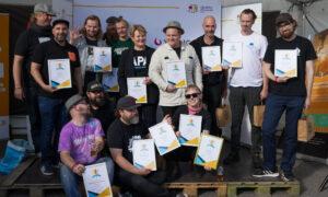 Suomen paras olut -julkistustilaisuus