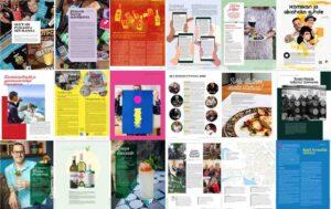 Olutposti lehden sivuja
