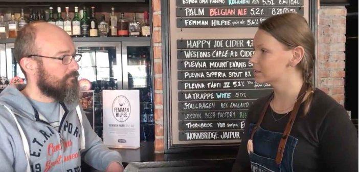 Esittelyssä olutravintola Viisi Penniä