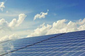 Aurinkoenergiaa