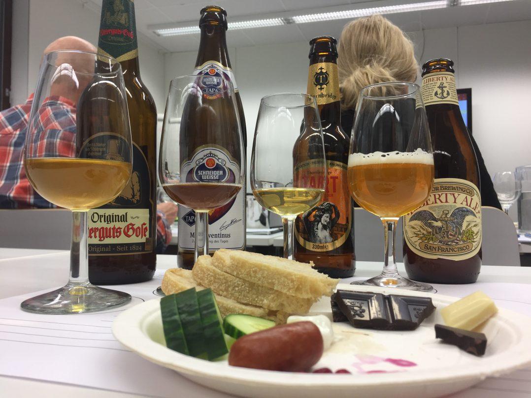 Olut ja ruoka