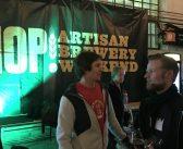 HOP! Artisan Brewery Weekend lauantai