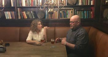 Olutpostin uusi päätoimittaja ja kustantaja esittäytyvät