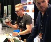 Kyröläiset messuilla kahden Single Malt Rye Whisky pullon voimalla