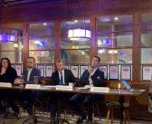 Kansanedustajat oluen parissa Olutliiton vaalipaneelissa