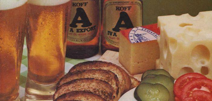 Olutta ja mennyttä – maltaista panimohistoriaa mainosten välityksellä #57
