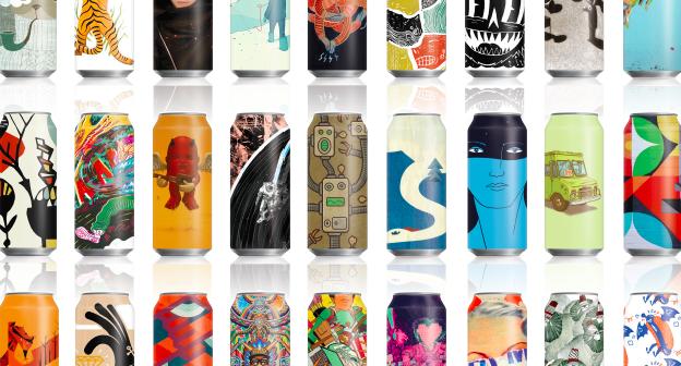 Collective Arts Brewing yhdisti oluen ja taiteen markkinoinnin
