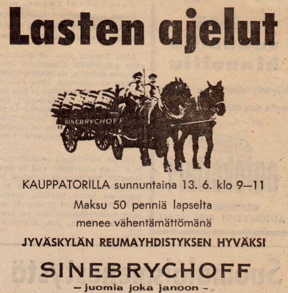 Sinebrychoff Panimohevoset
