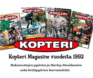 Kopteri Magazine