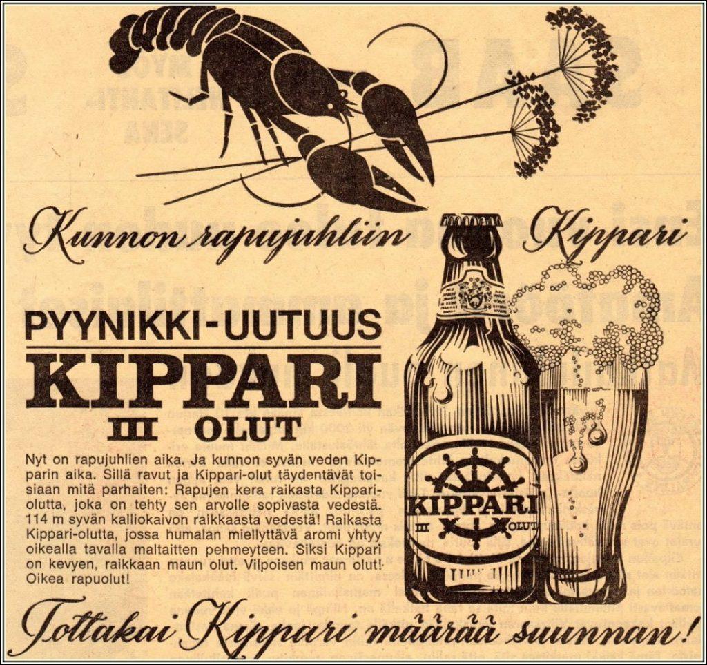 Kippari III Olut