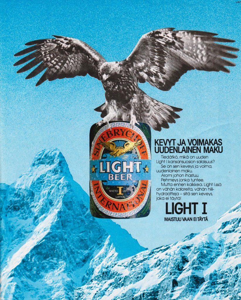 Light Beer - Kevyt ja voimakas
