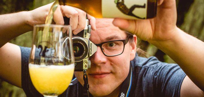 Olutkuvaaja Markus Lehto pitää mielen ja silmät avoinna taiteessaan