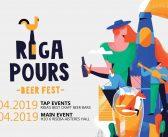 Riga Pours -olutfestivaali ja Riian parhaat olutravintolat matka 5.-7.4. 2019