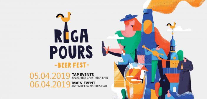 Viimeiset varaukset Riga Pours -olutfestivaalille ja Riian parhaat olutravintolat matkalle 5.-7.4. 2019