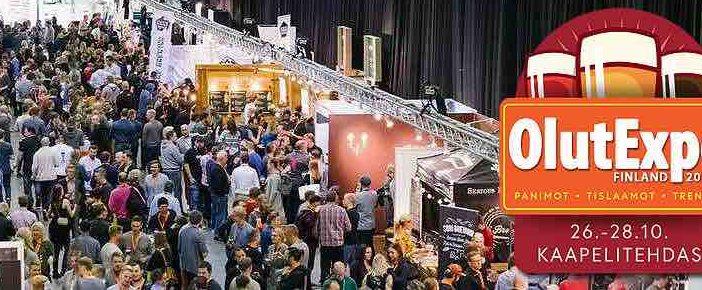 Edullinen elämys- ja ostosmatka Helsinkiin OlutExpo festivaaleille