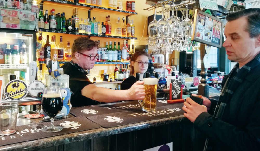 baaritiski one pint pub