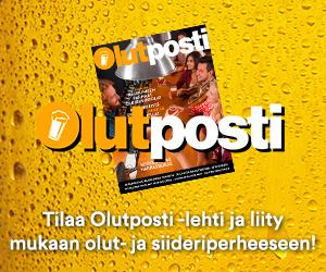 Tilaa Olutposti ja liity mukaan olut- ja siideriperheeseen