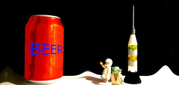 Oluen valmistuksen ja nauttimisen ongelmat avaruudessa