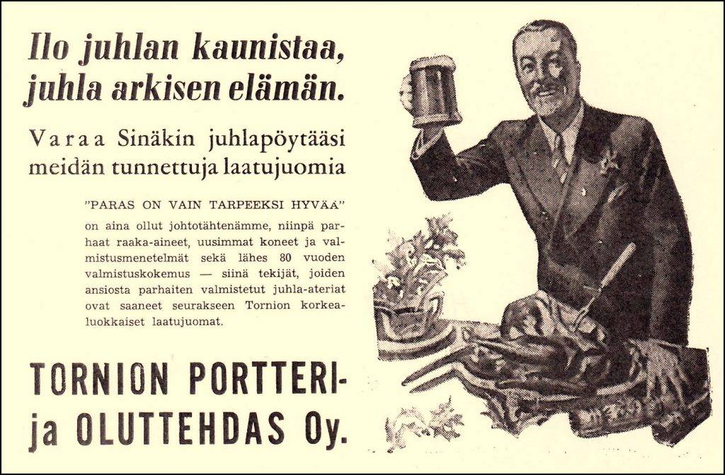 Tornion Portteri ja Oluttehdas Oy