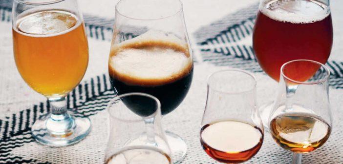 Viskimiehen haastava olutsuhde